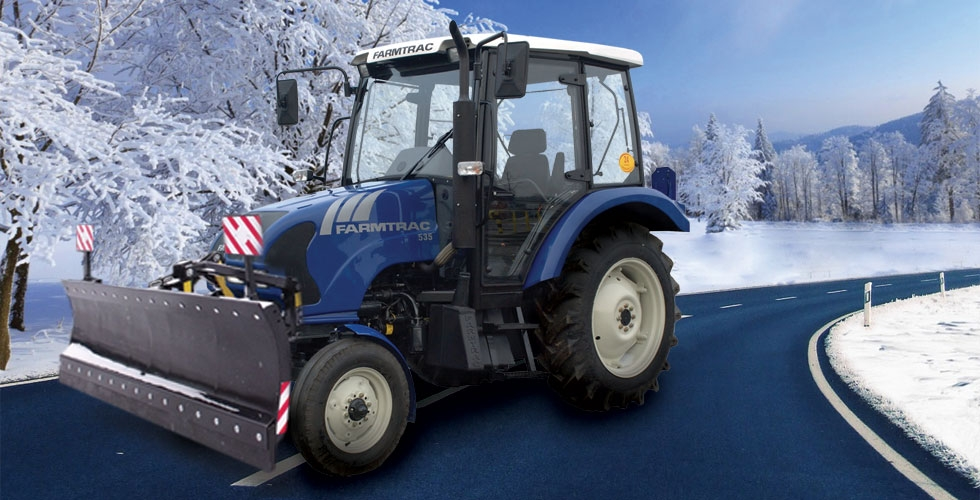 Winter services – safety and comfort